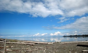 Magic Sky at Dungeness Spit